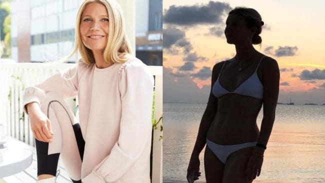 How Gwyneth Paltrow transformed her body in just 10 days