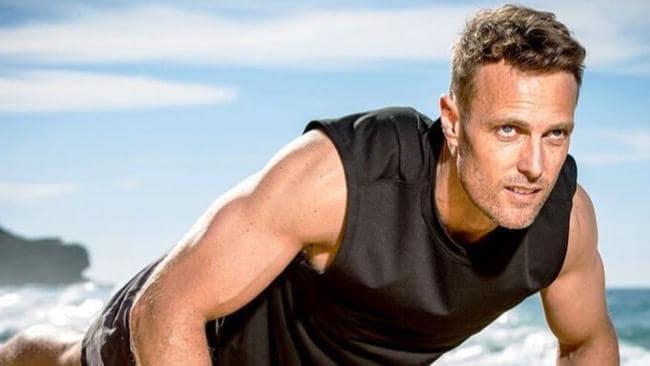 Matt Shirvington swears by new workout, training craze